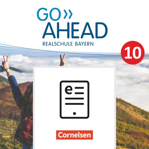 Go Ahead - Schülerbuch als E-Book - 10. Jahrgangsstufe