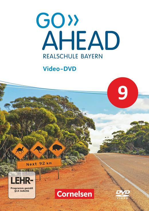 Go Ahead - Video-DVD - 9. Jahrgangsstufe