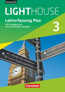 English G Lighthouse - Lehrerfassung Plus - Band 3: 7. Schuljahr
