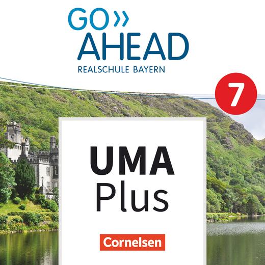 Go Ahead - Unterrichtsmanager Plus - mit Download für Offline-Nutzung - 7. Jahrgangsstufe