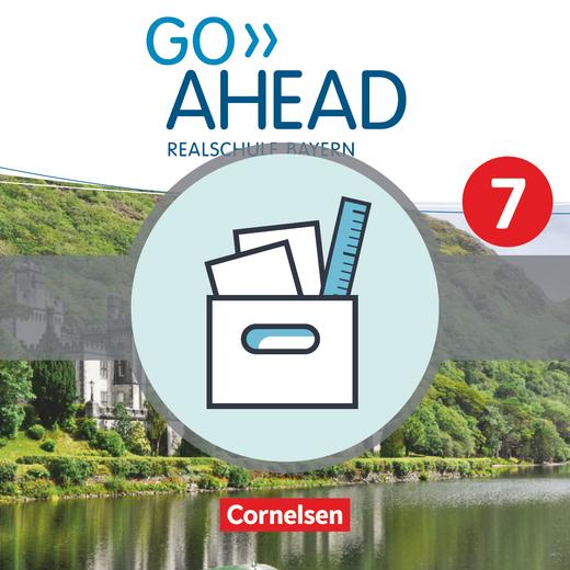 Go Ahead - Toolbox als Download - 7. Jahrgangsstufe