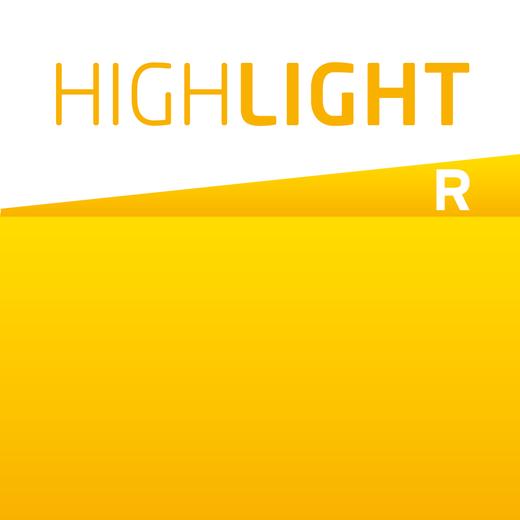 Highlight - Vokabeltrainer-App: Wortschatztraining - 7. Jahrgangsstufe
