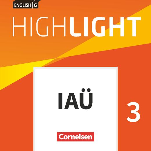 English G Highlight - Interaktive Wortschatzübungen - Band 3: 7. Schuljahr