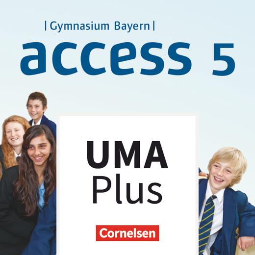 Access - Unterrichtsmanager Plus - mit Download für Offline-Nutzung - 5. Jahrgangsstufe