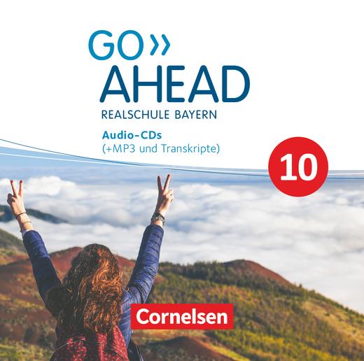 Go Ahead - CD-Extra - 10. Jahrgangsstufe