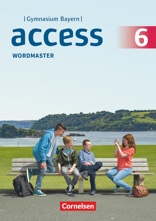Access - Wordmaster mit Lösungen - 6. Jahrgangsstufe