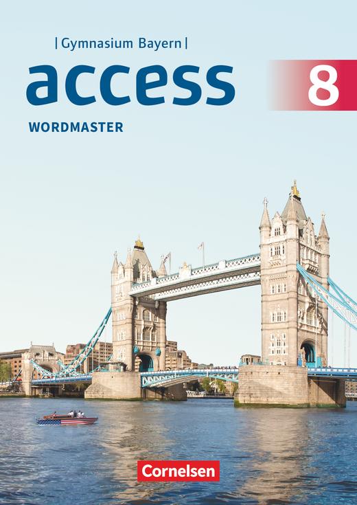 Access - Wordmaster mit Lösungen - 8. Jahrgangsstufe
