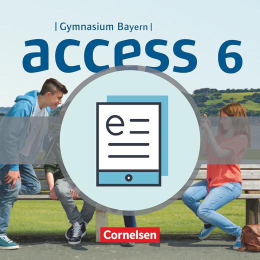 Access - Schülerbuch als E-Book - 6. Jahrgangsstufe