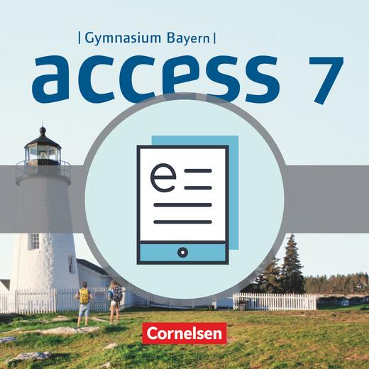 Access - Schülerbuch als E-Book - 7. Jahrgangsstufe