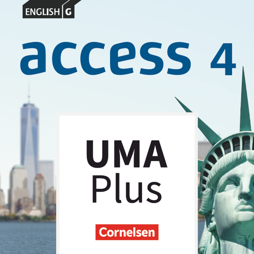 English G Access - Unterrichtsmanager Plus online - Band 4: 8. Schuljahr