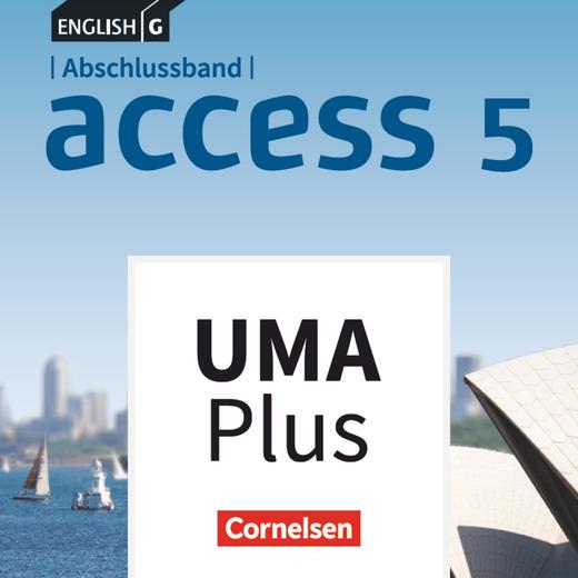 Access - Unterrichtsmanager Plus - mit Download für Offline-Nutzung - Abschlussband 5: 9. Schuljahr