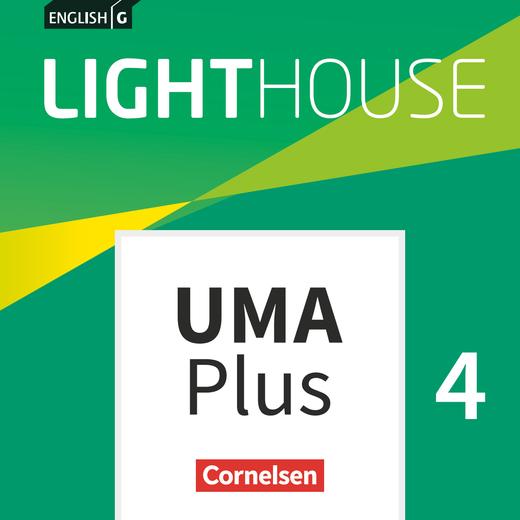 English G Lighthouse - Unterrichtsmanager Plus - mit Download für Offline-Nutzung - Band 4: 8. Schuljahr