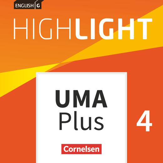 English G Highlight - Unterrichtsmanager Plus - mit Download für Offline-Nutzung - Band 4: 8. Schuljahr