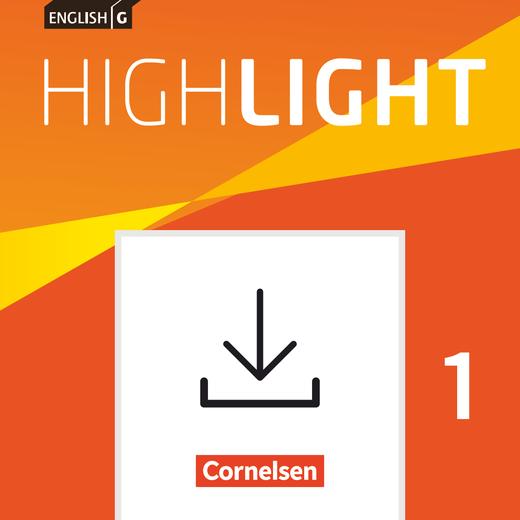 English G Highlight - Ergänzende Vorschläge zur Leistungsmessung - Reading und Listening Aufgaben - Materialien zum Download - Band 1: 5. Schuljahr