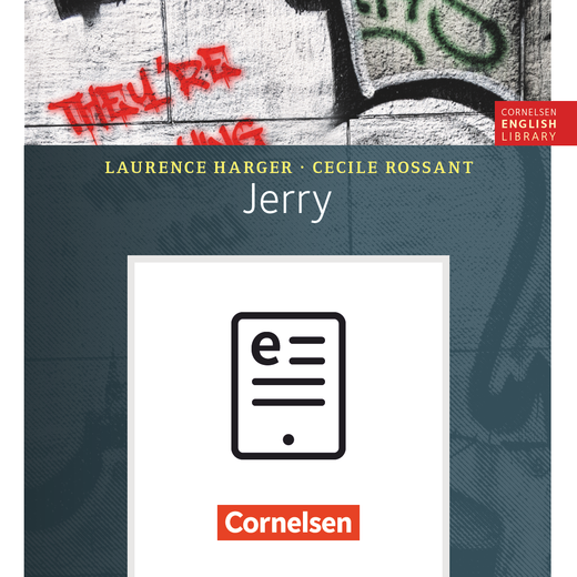 Cornelsen English Library - Jerry - Lektüre zu Access als E-Book (ePUB) - 7. Schuljahr, Stufe 3