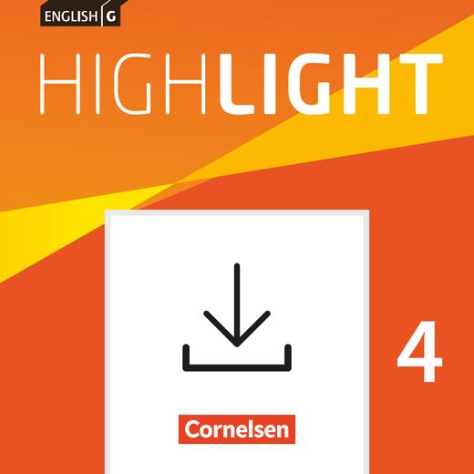 English G Highlight - Ergänzende Vorschläge zur Leistungsmessung - Reading und Listening Aufgaben - Materialien zum Download - Band 4: 8. Schuljahr