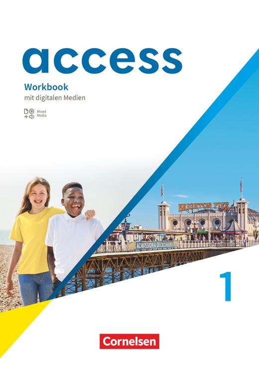 Access - Workbook - Band 1: 5. Schuljahr