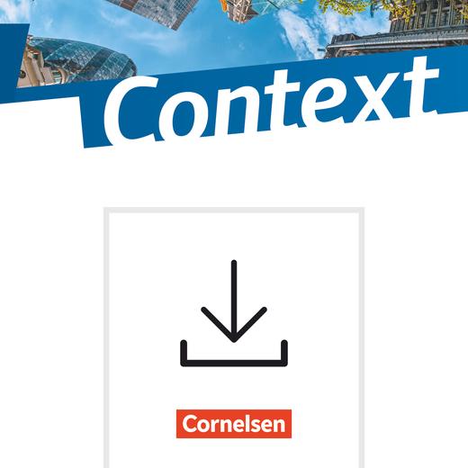 """Context - Lernpaket zum Topic """"Saving the Planet"""" 2021 - Kopiervorlagen als Download (Zip-Datei mit Word und PDF)"""