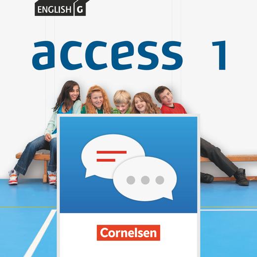 Access - ChatClass-App - Band 1: 5. Schuljahr