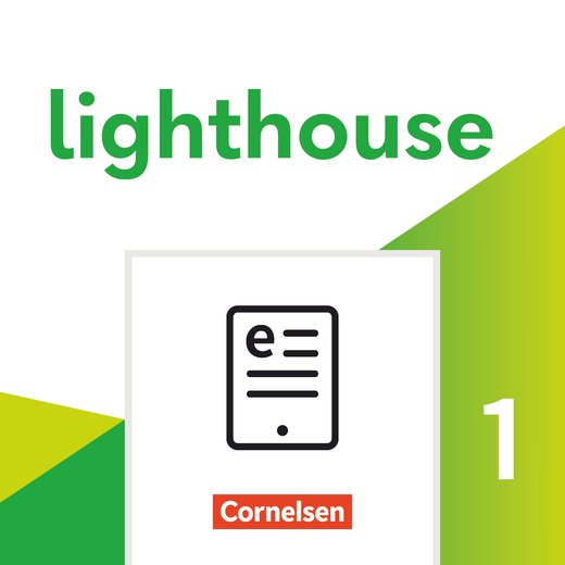 Lighthouse - Schülerbuch als E-Book - Band 1: 5. Schuljahr
