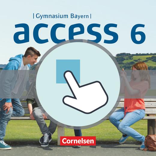 Access - Interaktive Übungen als Ergänzung zum Workbook - 6. Jahrgangsstufe