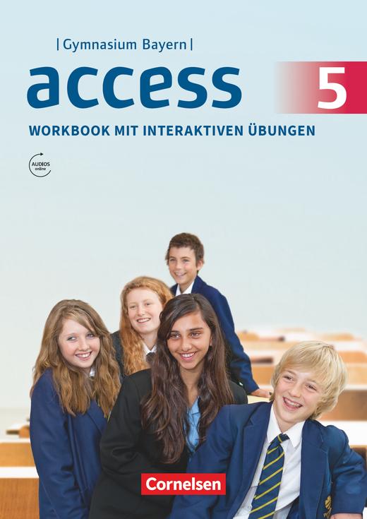 Access - Workbook mit interaktiven Übungen auf scook.de - 5. Jahrgangsstufe