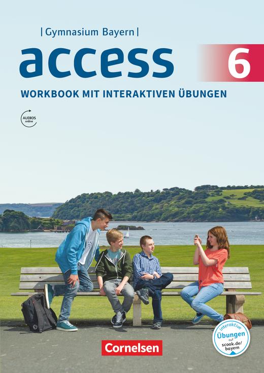 Access - Workbook mit interaktiven Übungen auf scook.de - 6. Jahrgangsstufe