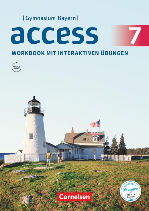 Access - Workbook mit interaktiven Übungen auf scook.de - 7. Jahrgangsstufe