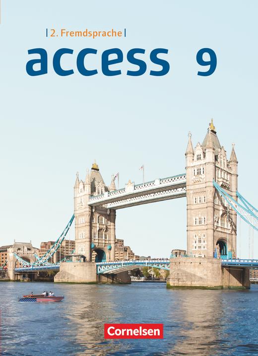 Access - Schülerbuch - Band 4
