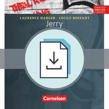 Cornelsen English Library - Jerry - Arbeitsblätter mit Lösungen als Download - 7. Schuljahr, Stufe 3