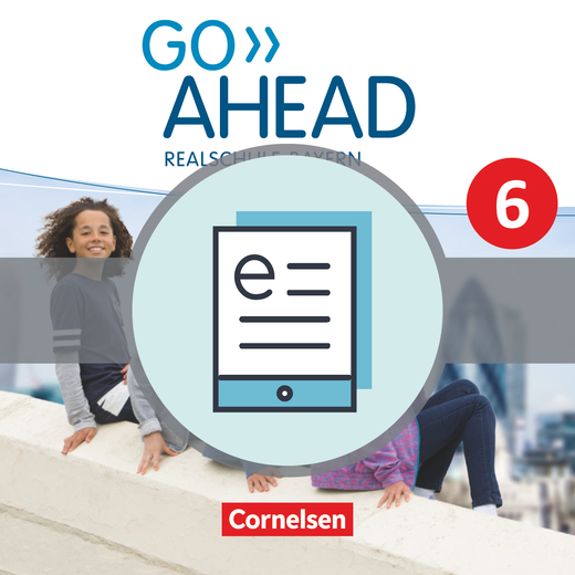 Go Ahead - Schülerbuch - Lehrerfassung als E-Book - 6. Jahrgangsstufe