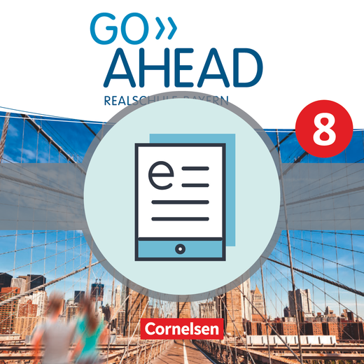 Go Ahead - Schülerbuch - Lehrerfassung als E-Book - 8. Jahrgangsstufe