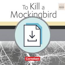 Cornelsen Senior English Library - To Kill a Mockingbird - Teacher's Manual mit Klausurvorschlägen als Download - Ab 11. Schuljahr