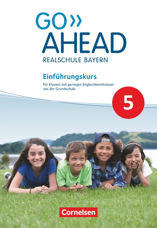 Go Ahead - Einführungskurs - Für Klassen mit geringen Englischkenntnissen aus der Grundschule - Paket - 5. Jahrgangsstufe