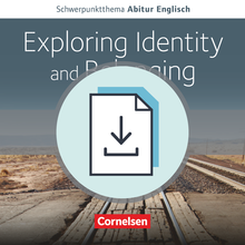 Schwerpunktthema Abitur Englisch - Exploring Identity and Belonging - Including Gran Torino and Crooked Letter, Crooked Letter - Handreichungen für den Unterricht als Download