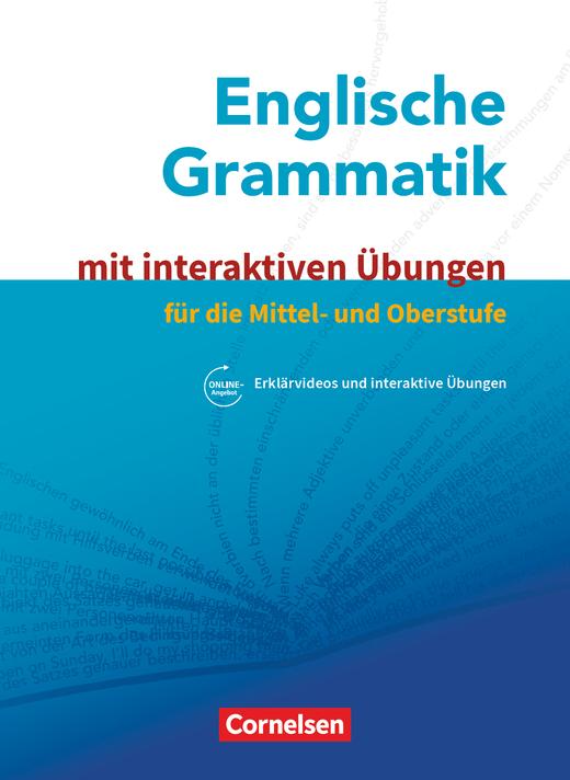 Englische Grammatik - Grammatik mit interaktiven Übungen auf scook.de