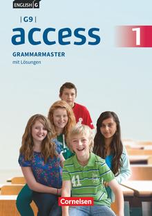 English G Access - Grammarmaster - Band 1: 5. Schuljahr