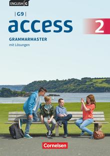 English G Access - Grammarmaster - Band 2: 6. Schuljahr