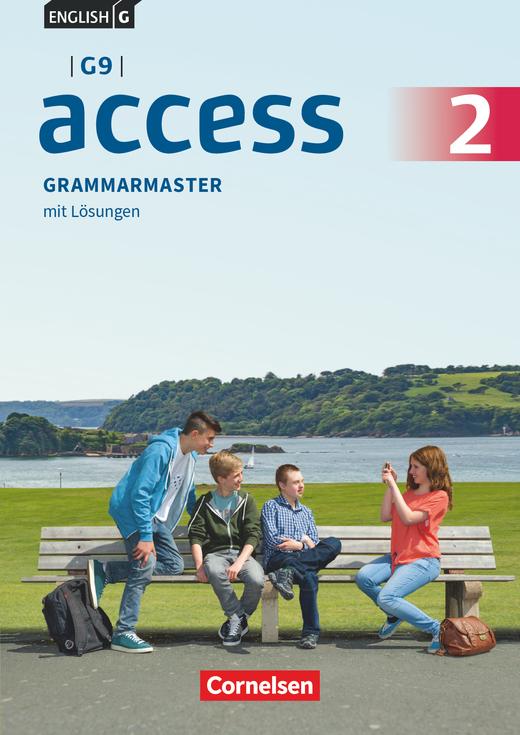 Access - Grammarmaster - Band 2: 6. Schuljahr