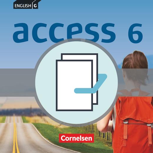 English G Access - Begleitmedienpaket - Band 6: 10. Schuljahr