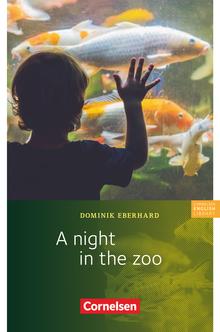 Cornelsen English Library - A Night in the Zoo - Lektüre zu English G Access und Access Bayern - 5. Schuljahr, Stufe 3