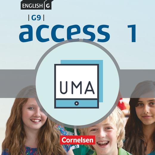 English G Access - Unterrichtsmanager Plus - mit Download für Offline-Nutzung - Band 1: 5. Schuljahr