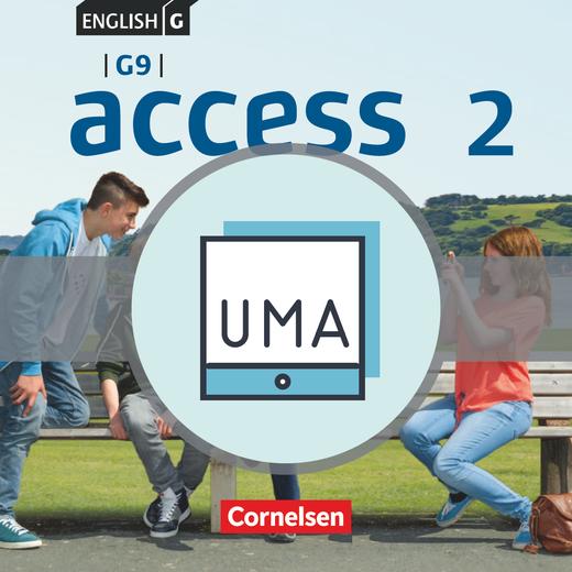 Access - Unterrichtsmanager Plus - mit Download für Offline-Nutzung - Band 2: 6. Schuljahr