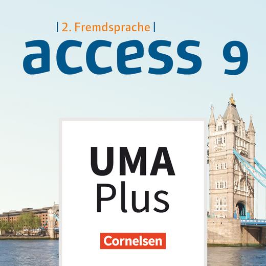 Access - Unterrichtsmanager Plus - mit Download für Offline-Nutzung - Band 4