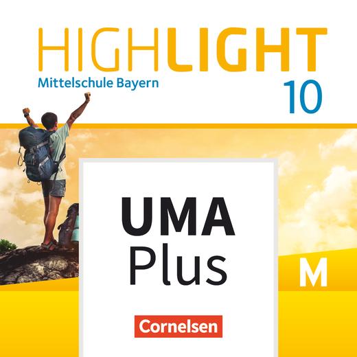 Highlight - Unterrichtsmanager Plus - mit Download für Offline-Nutzung - Für M-Klassen - 10. Jahrgangsstufe
