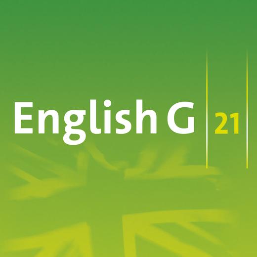 English G 21 - Vokabeltrainer-App: Wortschatztraining - Band 4: 8. Schuljahr