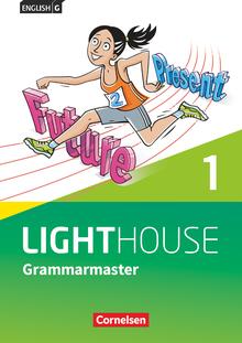 English G Lighthouse - Grammarmaster mit Lösungen - Band 1: 5. Schuljahr