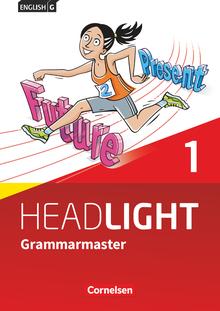 English G Headlight - Grammarmaster mit Lösungen - Band 1: 5. Schuljahr
