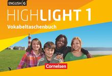 English G Highlight - Vokabeltaschenbuch - Band 1: 5. Schuljahr