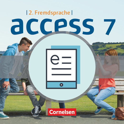 Access - Schülerbuch als E-Book - Band 2